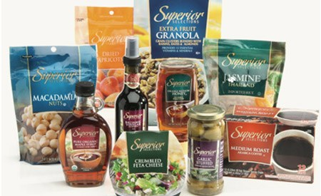 a picture of superior selections products
